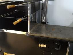 Churrasqueira-e-fogão