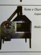 Forno-churrasqueira