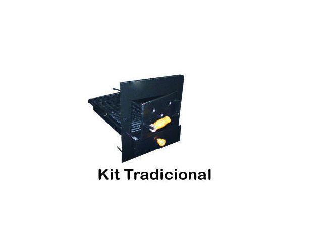 Kit Fogão tradicional