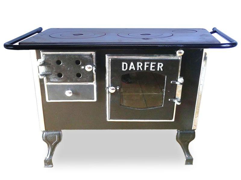 Fogão a lenha Darfer Nº 2